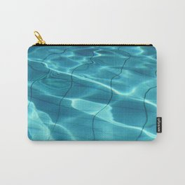Water / Swimming Pool (Water Abstract) Carry-All Pouch