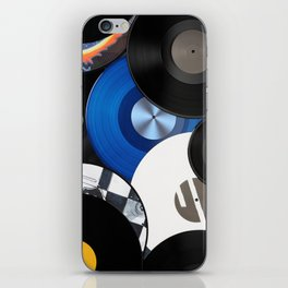 Vinyls iPhone Skin