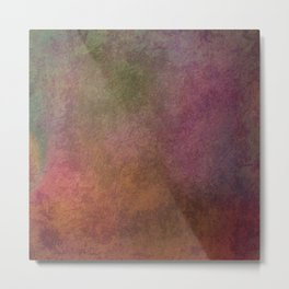 Abstract opalescent texture Metal Print