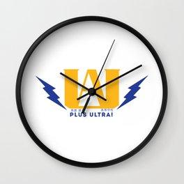 ua high school Wall Clock