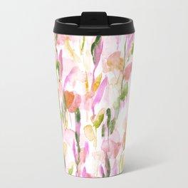 Resolve Pink Green Travel Mug