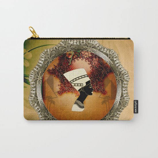 Isis, egyttian design Carry-All Pouch