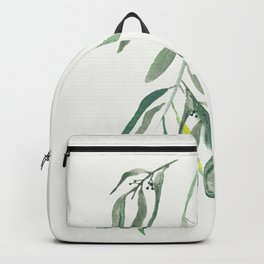 Eucalyptus Branches II Backpack