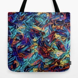 An Entwined River Tote Bag