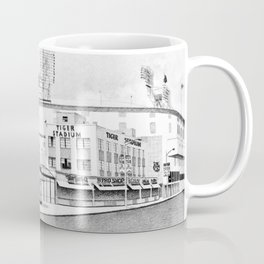 Old Tiger Stadium | Detroit Michigan Coffee Mug