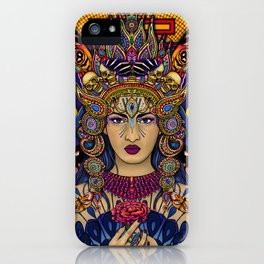 Kali Goddess iPhone Case