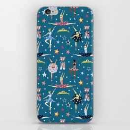 Ballerinas iPhone Skin