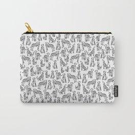 Dalmatian Plantation Carry-All Pouch