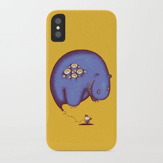 Globophobia iPhone Case