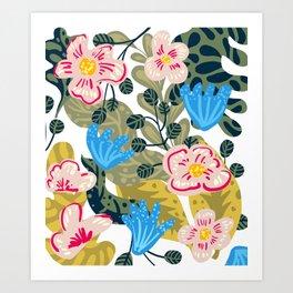 Aksa Art Print