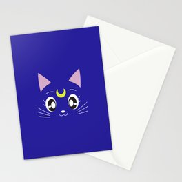 Luna - Sailor Moon Stationery Cards
