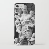 madonna iPhone & iPod Cases featuring Madonna by Aspect Jones