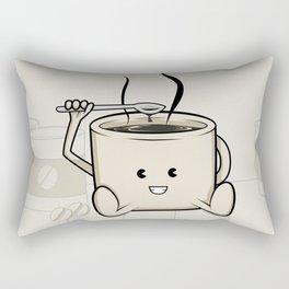My favorite (food-cafe) Rectangular Pillow