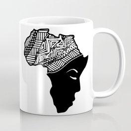Prayer for Africa Coffee Mug