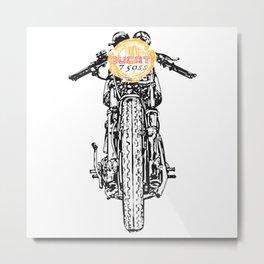 duccati 750ss Metal Print