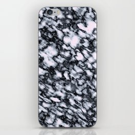 White Out iPhone Skin