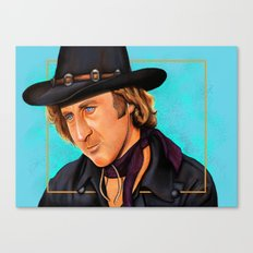 The Wilder Jim Canvas Print