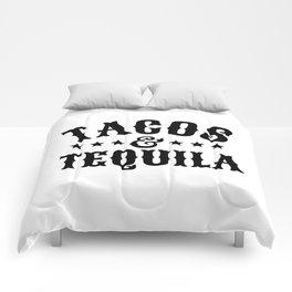 Tacos & Tequila Comforters