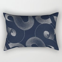 Serpentine Rectangular Pillow