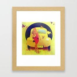 Breath of Freedom Framed Art Print