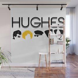Hughes Rules Wall Mural