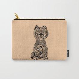 Polynesian Pomeranian Carry-All Pouch