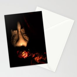 Dead Romance Stationery Cards