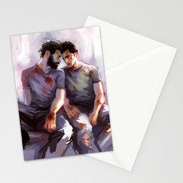 Joe and Nicky Stationery Cards