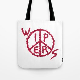 Wipers Punk Band Tote Bag