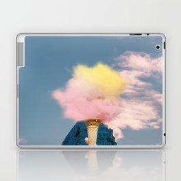 Low fat strawberry ice cream Laptop & iPad Skin
