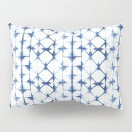 Shibori Diamonds Pillow Sham