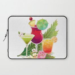 Topical Drinks2 Laptop Sleeve