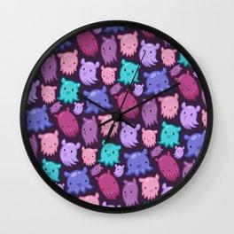 Dumbee Octee Wall Clock