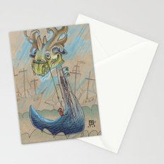 DRAGON BOAT Stationery Cards