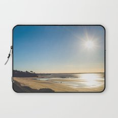 The winter afternoon Laptop Sleeve