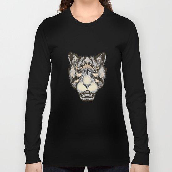 Big kitten Long Sleeve T-shirt