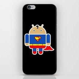 Super Droid iPhone Skin