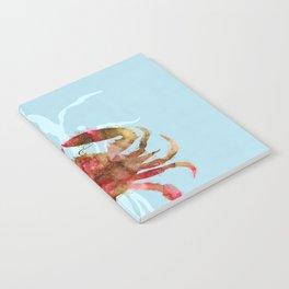 Mystical Crab Notebook