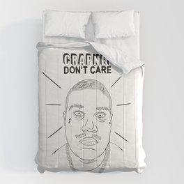 CRAPNET Don't Care - 'Romance' Comforters