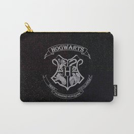 Cosmic Wizard School House Crest HP Carry-All Pouch