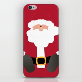 It's Santa! iPhone Skin
