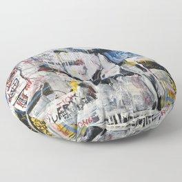 Babel Floor Pillow