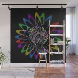 Abstract perfection 201 Wall Mural