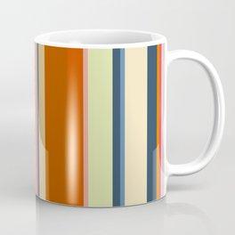 Minimal Art Retro Lines 13B Coffee Mug