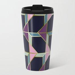 Ultra Deco 4 #society6 #ultraviolet #artdeco Travel Mug