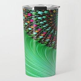 Carnival Green Travel Mug