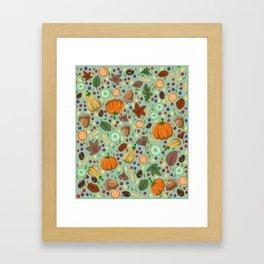Thanksgiving #5 Framed Art Print