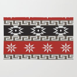 American Native Pattern No. 6 Rug
