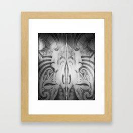 NZ Framed Art Print