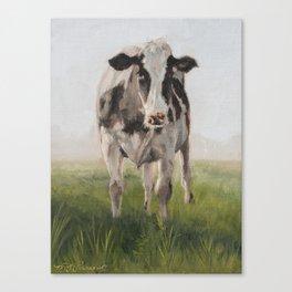 meadow stroll Canvas Print